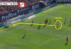 Santiago Ormeño no perdona: Marcó su noveno gol en Puebla vs San Luis por Liga MX [VIDEO]