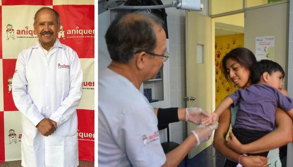 Raúl Rodríguez fundó hace 22 años Aniquem.