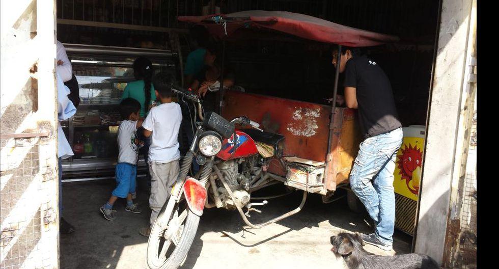Chapan a 'Cholín' por doble crimen en San Juan de Lurigancho.