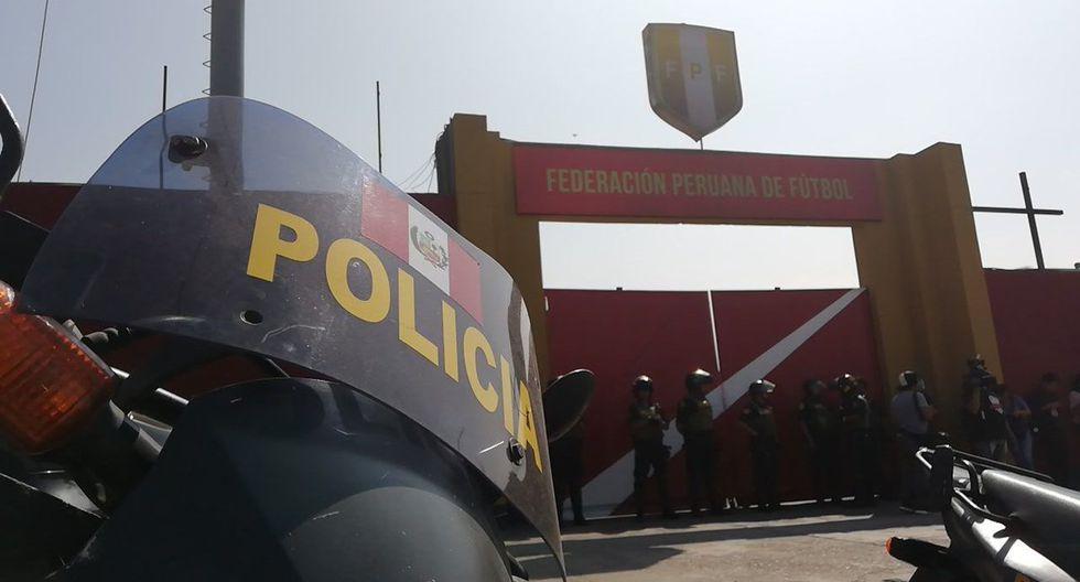 Edwin Oviedo detenido: Fiscalía allana La Videna (Foto: IDL)