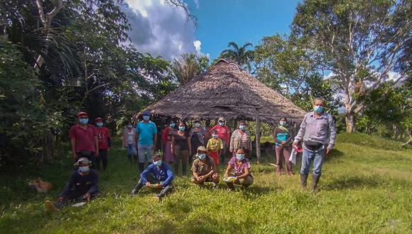 Reforestarán 45 hectáreas de Palo Rosa en la cuenca del río Putumayo, ubicada en la frontera con Colombia en Loreto. Funcionarios del Midis estiman que estas actividades culminarán dentro de tres años y mejorará la calidad de vida en la zona (Foto: Midis)