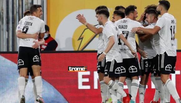 Con Gabriel Costa, Colo Colo venció 2-0 a Everton y quedó listo para el superclásico la siguiente fecha.
