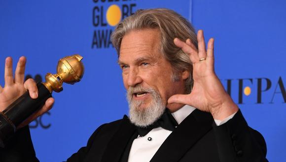 Jeff Bridges anunció que padece de cáncer. (Foto: AFP)