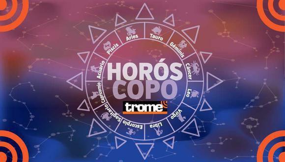 No dejes de revisar el horóscopo de Trome.