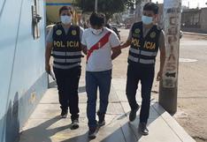 Lambayeque: Detienen a sujeto acusado de abusar sexualmente de su hija de 15 años   VIDEO