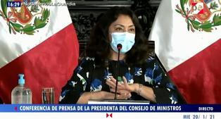 """Violeta Bermúdez: """"Desde que he comenzado a trabajar en la PCM, no he comido ni un quequito ni un cupcake en Palacio"""""""
