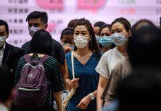 Hong Kong registra su peor brote de coronavirus desde marzo