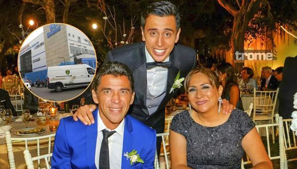 Alonso Bazalar habla sobre drama que vive su familia (Foto: Instagram)
