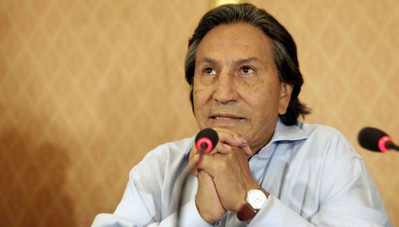 Alejandro Toledo está afrontando un proceso de extradición en EE.UU. (Andina)