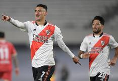 River Plate subió al segundo lugar en la Liga Argentina