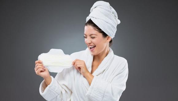 Descubre lo que te dice de tu salud el color de tu flujo menstrual.