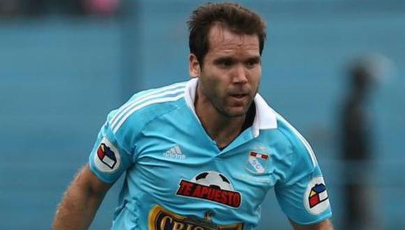 Renzo Revoredo dejó de pertenecer a Sporting Cristal. (GEC)
