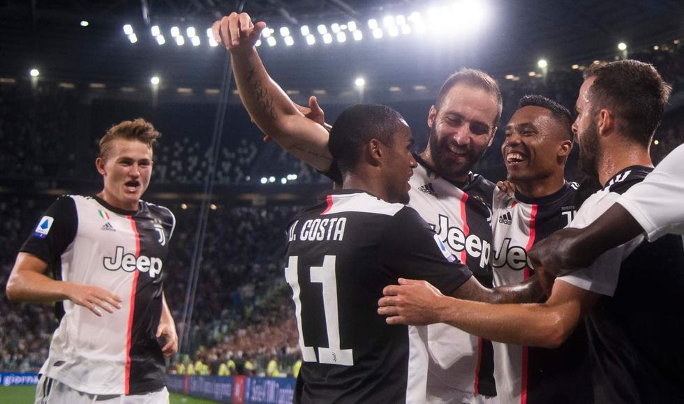 Juventus vs Napoli: Partido por la fecha 2 de Serie A de Italia