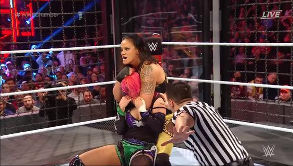 Shayna Baszler tendrá la lucha más importante de su carrera en WrestleMania. (WWE)