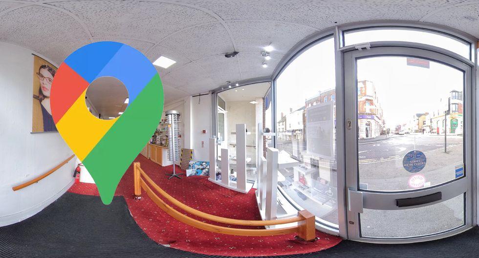 ¿Quieres subir una imagen en 360 grados en Google Maps? Usa este sencillo truco. (Foto: Google)