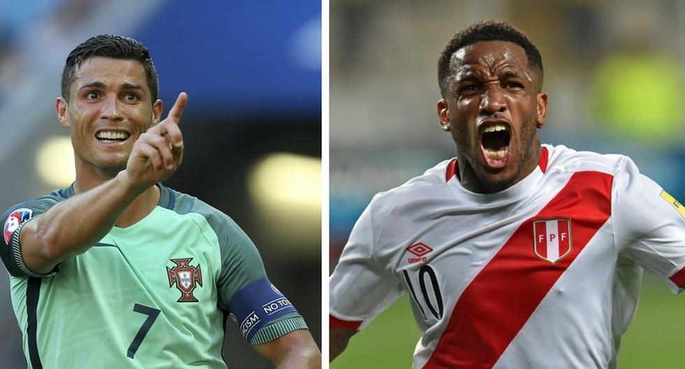 Perú vs Portugal