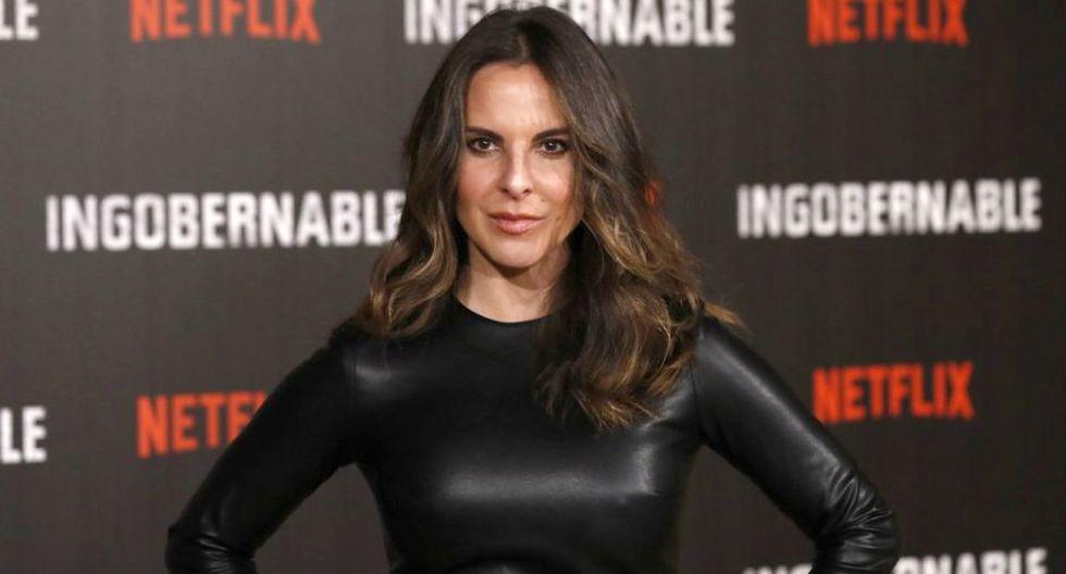 Kate del Castillo nos da una importante recomendación al momento de utilizar Netflix.