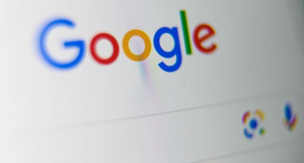 Esta foto de archivo muestra el logotipo de Google de la empresa multinacional estadounidense de tecnología y servicios relacionados con Internet. (AFP/DENIS CHARLET).