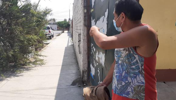El joven contador Fran Flores (22) fue herido a balazos por dos delincuentes venezolanos que intentaron robarle sus pertenencias.