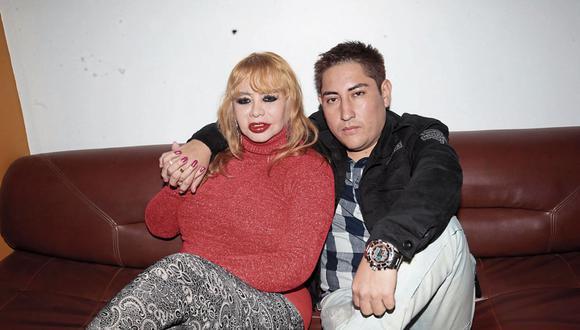 Walter Obregón anuncia viaje a Francia con Susy Díaz