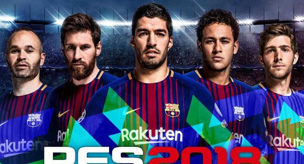 PES 2018: 3 trucos para marcar goles de corner que debes saber