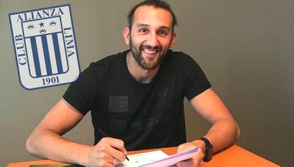 'Pirata' confirmó fichaje y su deseo de jugar por Alianza Lima (Foto: Instagram)