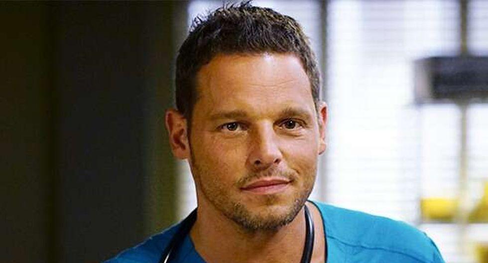"""Justin Chambers, dejó de interpretar al Dr. Alex Karev luego de 16 años en la serie """"Grey's Anatomy"""". (Foto: ABC)"""