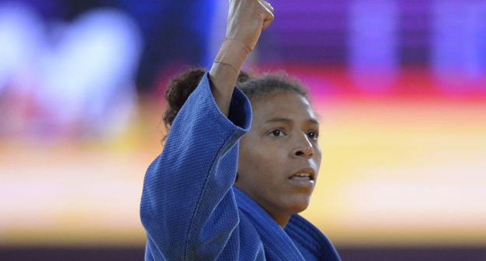 Rafaela Silva dio positivo en  fenoterol, un broncodilatador prohibido por la Agencia Mundial Antidopaje. (Foto: AFP)