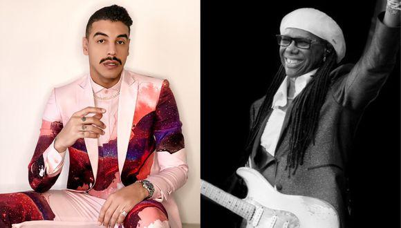 """Manuel Medrano estrenó su tema """"Cielo"""", producido por el mítico guitarrista Nile Rodgers. (Foto: Warner Music)"""