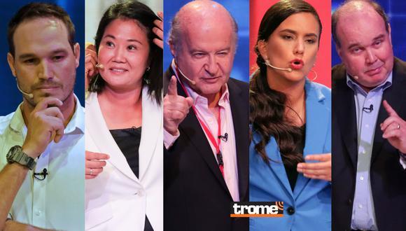 Los gestos de los candidatos a la presidencia dicen mucho de quiénes son