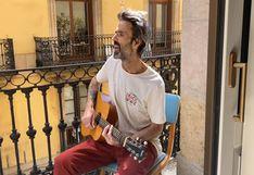Pau Donés, líder de Jarabe de Palo, reaparece después de más de un año tocando la guitarra y cantando | VIDEO