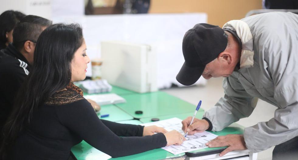 La Oficina Nacional de Procesos Electorales (ONPE) darà a conocer los resultados de las Elecciones Municipales y provinciales.
