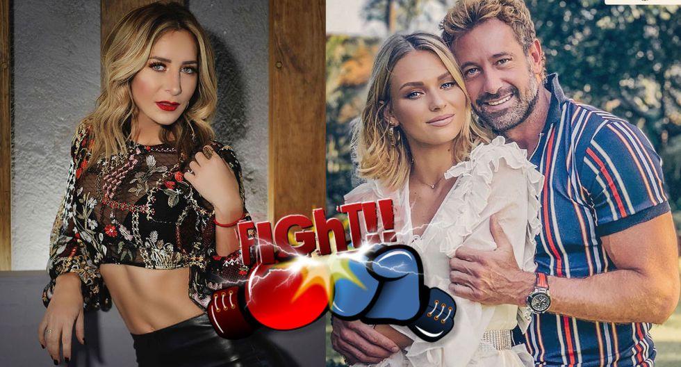 Geraldine Bazán volvió a usar las redes sociales para denunciar el acoso que sufre de parte de Gabriel Soto e Irina Baeva