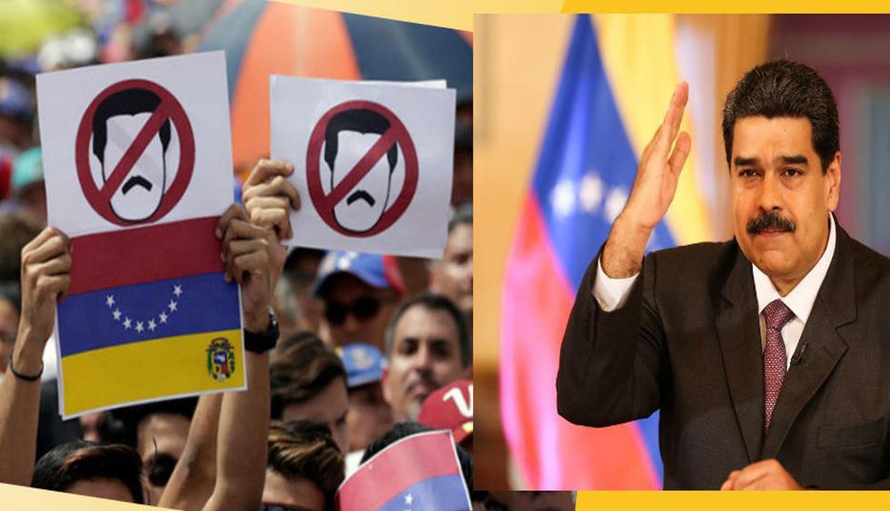 """""""Necesitamos una gran victoria el 20 de mayo para yo acabar con todas las mafias de la economía. No me dejen solo en esta batalla"""", manifestó Nicolás Maduro."""
