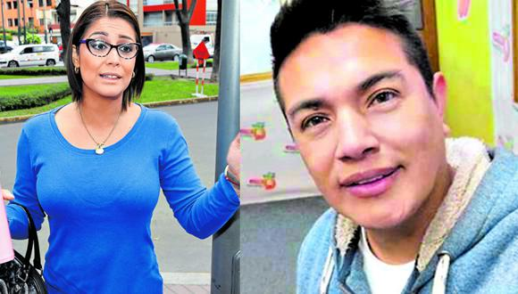 Karla Tarazona asada con Leonard León | TROME