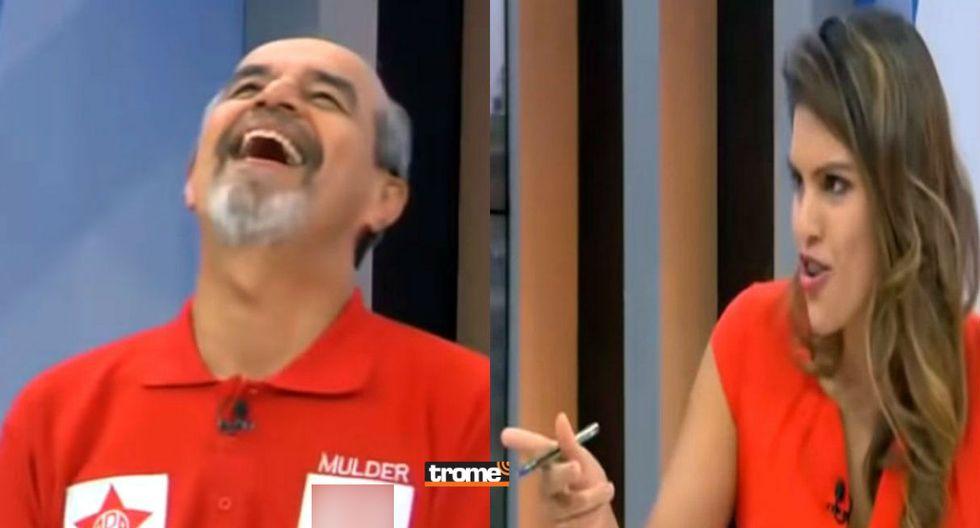 Conductora de ATV trolea a Mauricio Mulder (TROME)