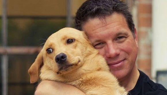 A algunos perros les gusta los abrazos, pero otro se sienten incómodos y hasta estresados (Foto: Pixabay)