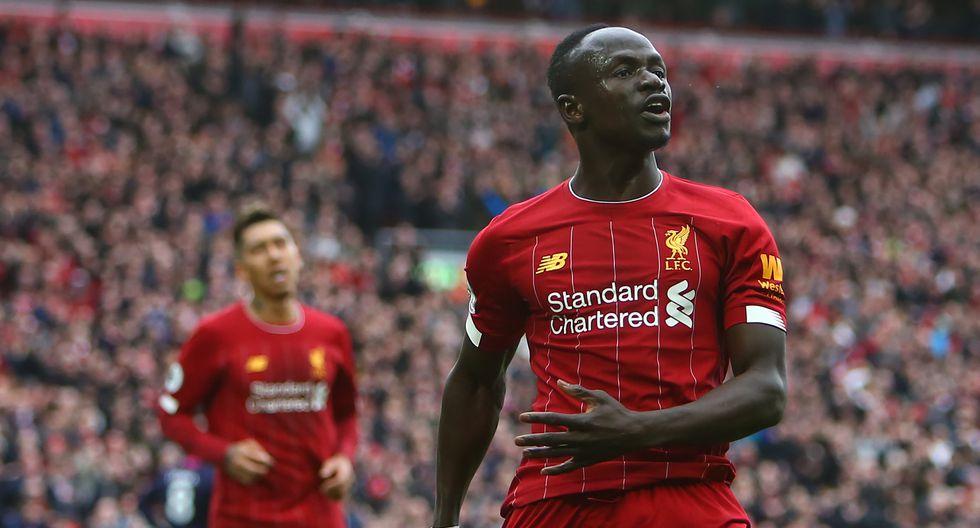 Sadio Mané se consolidó como el jugador más desequilibrante del equipo. (Foto. AFP)