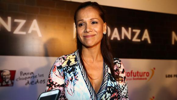 Mónica Sánchez acompaña a su hijita en su lucha contra el cáncer