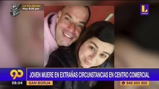 San Borja: Muere joven en extrañas circunstancias dentro de un Centro Comercial