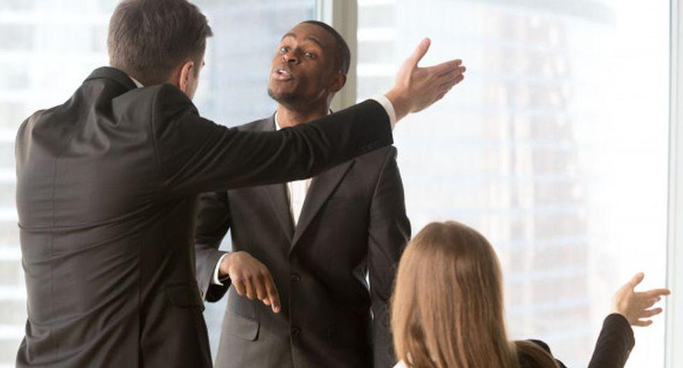 Los empleados tóxicos siempre buscan crear conflictos donde no los hay. (Foto: Freepik)