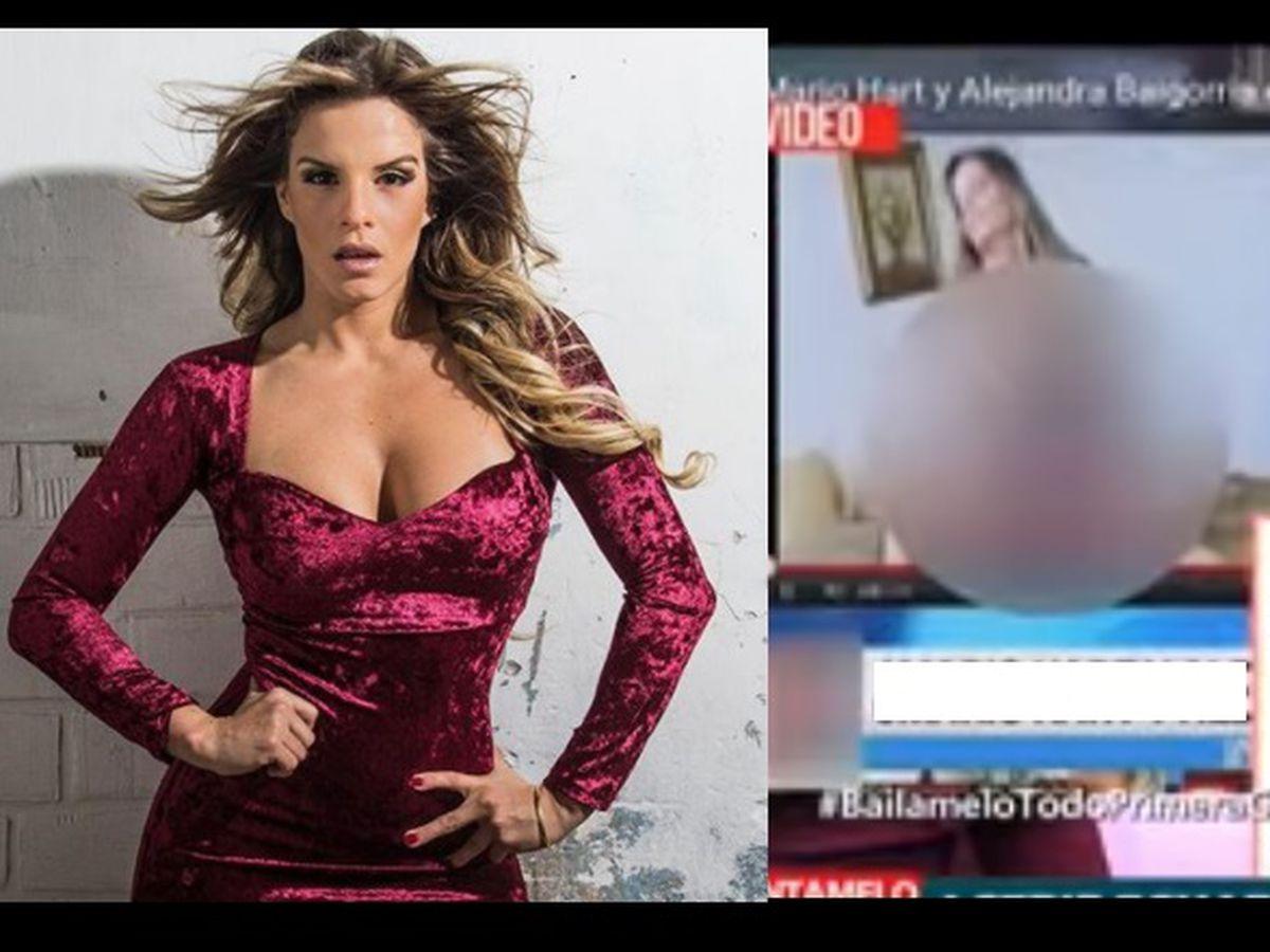 Actriz Porno Ecuador Xxx alejandra baigorria: actriz ecuatoriana acusa a chica
