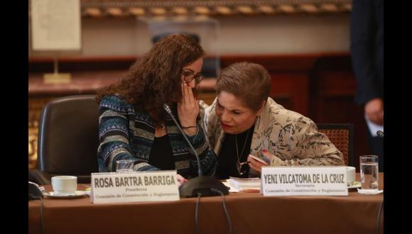 Comisión de Constitución archivó proyecto de adelanto de elecciones (Fuente: Lino Chipana / GEC)
