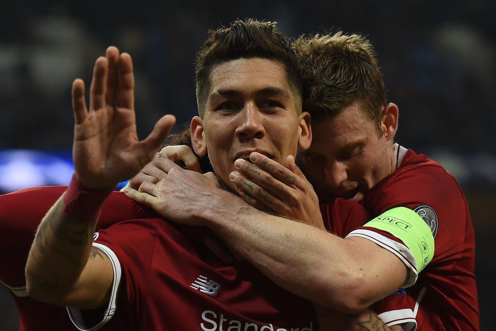Roberto Firmino selló clasificación del Liverpool con este golazo en Champions League