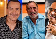 """Gilberto Santa Rosa, Andy Montañez, Victor Manuelle juntos en """"El Festival Viva La Salsa 2"""""""
