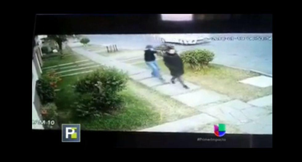 Video de YouTube muestra el instante en que reina de belleza es asesinada por sicario de un balazo en la cabeza.