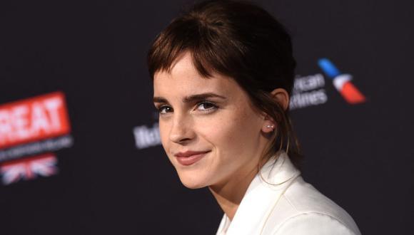 Emma Watson señaló que solo buscaban crear rumores para generar clics en internet.  (Foto: Chris Delmas / AFP)