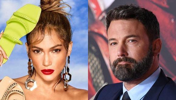 ¿Bebé en camino? Jennifer Lopez y Ben Affleck estarían planeando formar su propia familia. (Foto: @jlo Instagram / AFP / Composición)