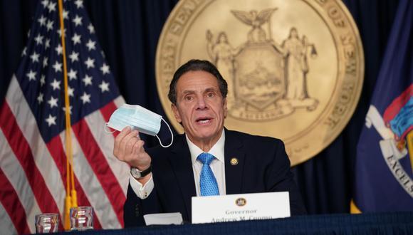 Cuomo se postulará para gobernador en el 2022 nuevamente, pero con lo acontecido enfrenta críticas de miembros de hasta su propio partido, los demócratas. (Foto de archivo: EFE)