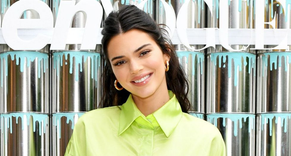 Kendall Jenner considera a Mert Alas como un gran amigo. (AFP)